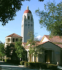 Stanford's Hoover Tower