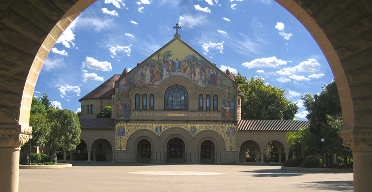 Stanford's Memorial Church