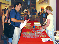 Registration Table Example 3