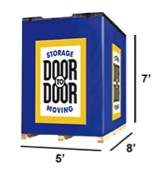 Door to Door storage box