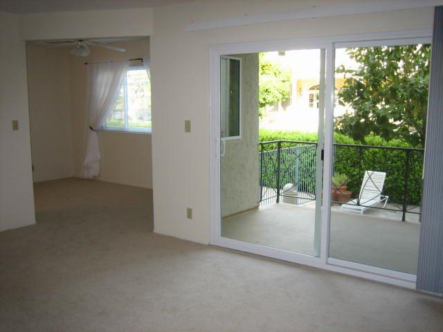Noel Oaks Apartments - Patio