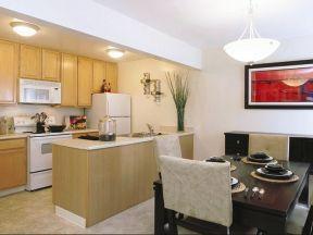 Sharon Grove Apartments - Kitchen
