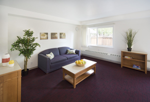 Singles Living Room