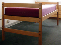 Norse RH-23 bed