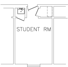 Roble Single Floorplan
