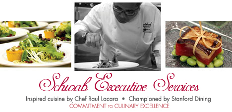 Schwab Executive Chef and culinary dishes