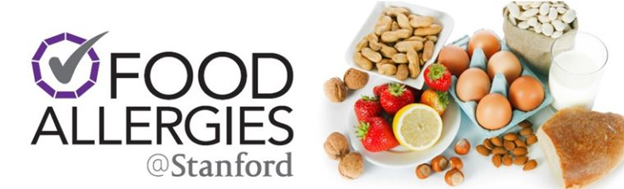 food allergies at stanford graphic