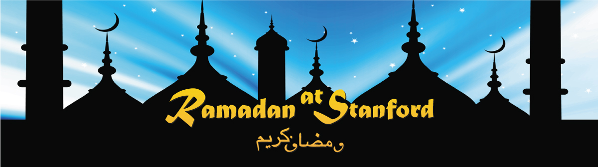 Ramadan with R&DE Stanford Dining