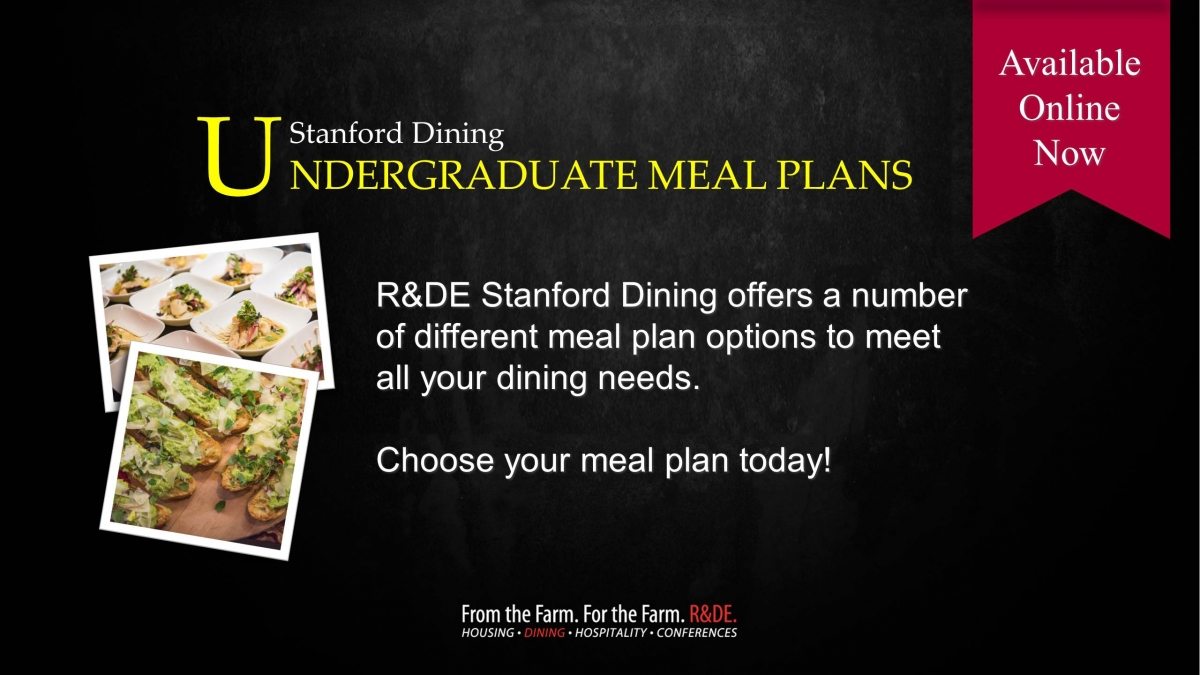 Use Meal Plan Dollars at our cafes and market for added value to your meal plan.