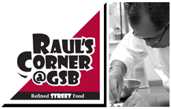 Raul's Corner @ GSB