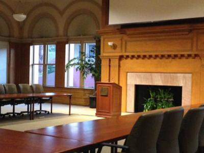 Bechtel Conference Center at Encina Hall