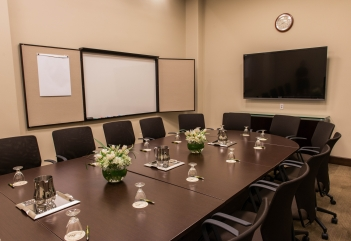 Photo of Room 142 in S. Mark Taper Foundation Conference Center