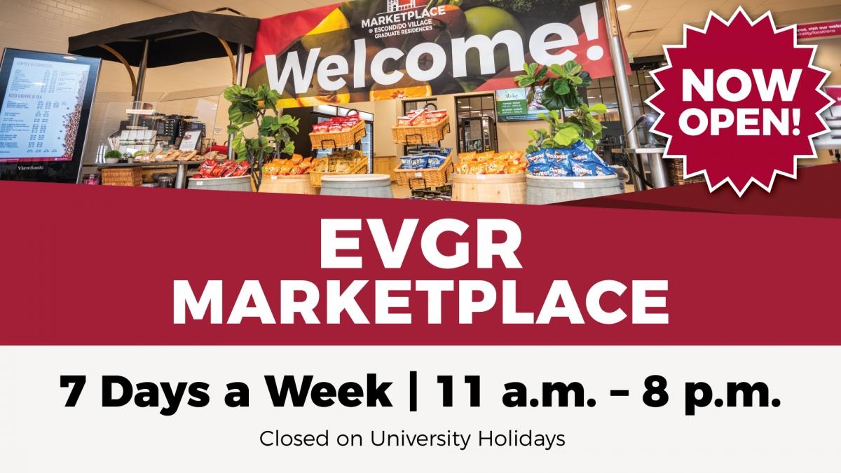 EVGR Marketplace