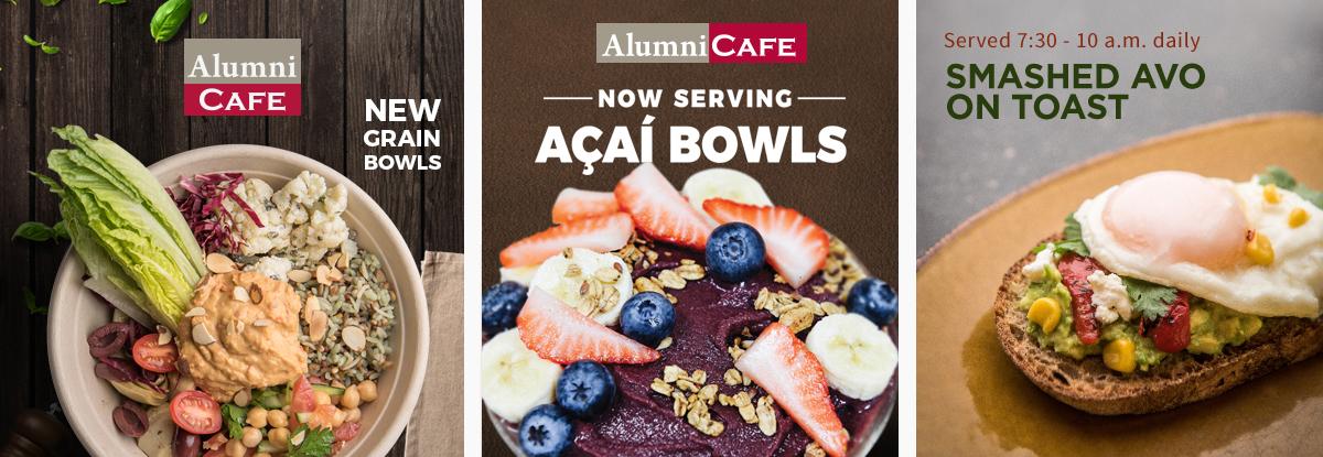 The Cafe at the Arrillaga Alumni Center | Stanford R&DE