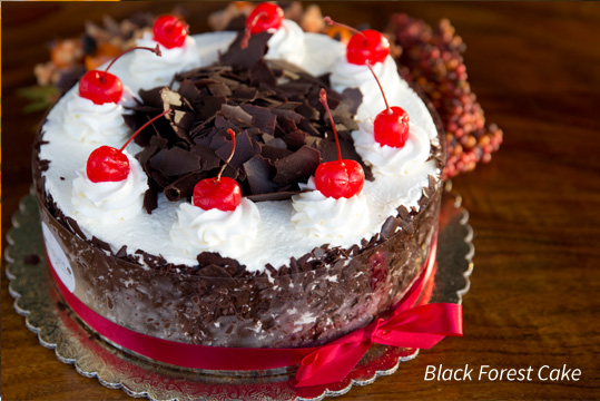 Black Forest Cake at Decadence