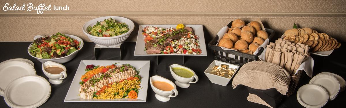 Salad Buffet lunch