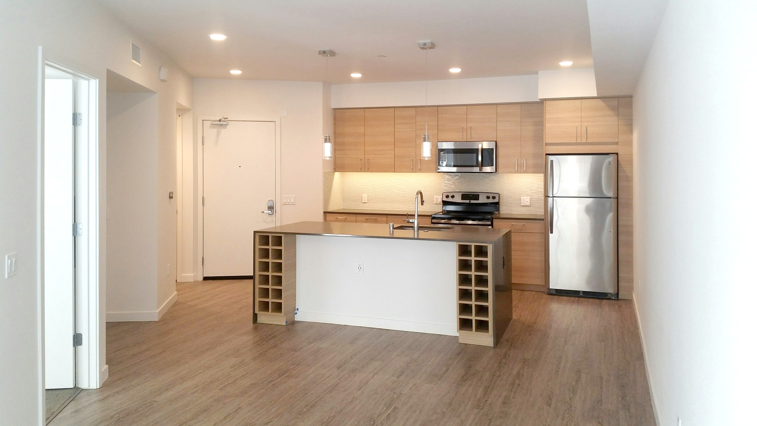 Locale Apartments - Kitchen