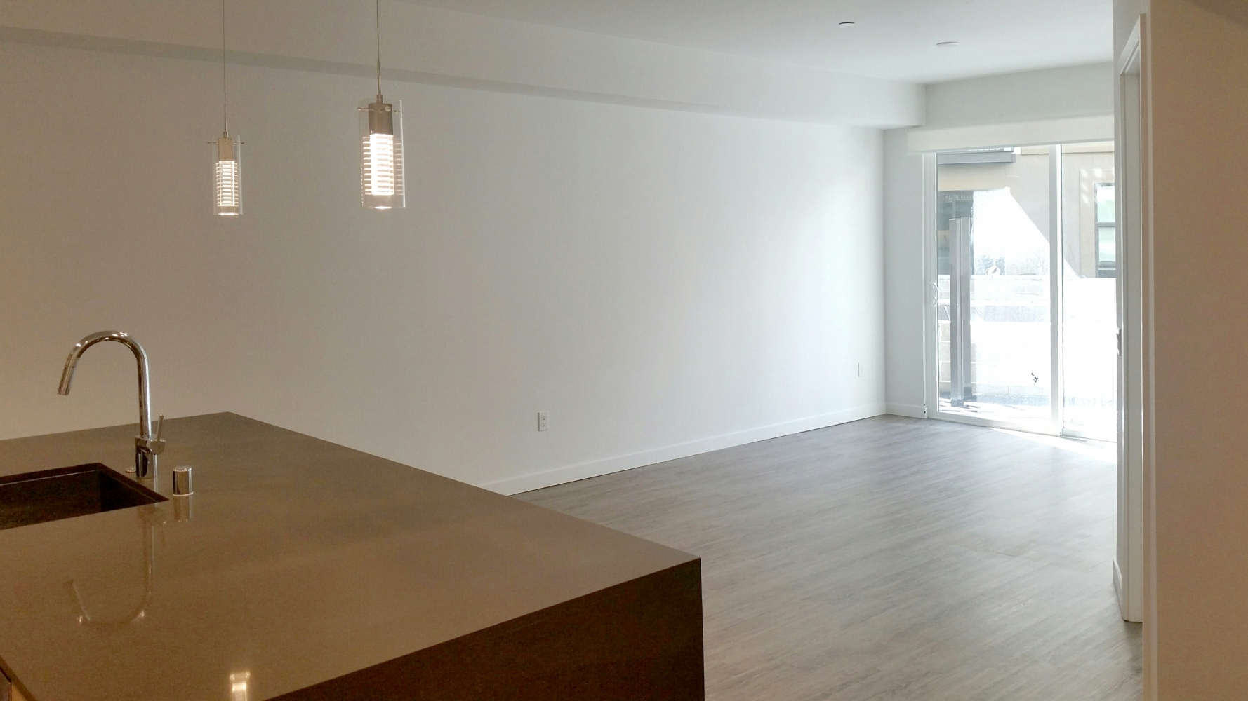 Locale Apartments - Living Room