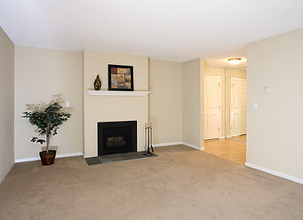 Laurel Grove Apartments - Living Room