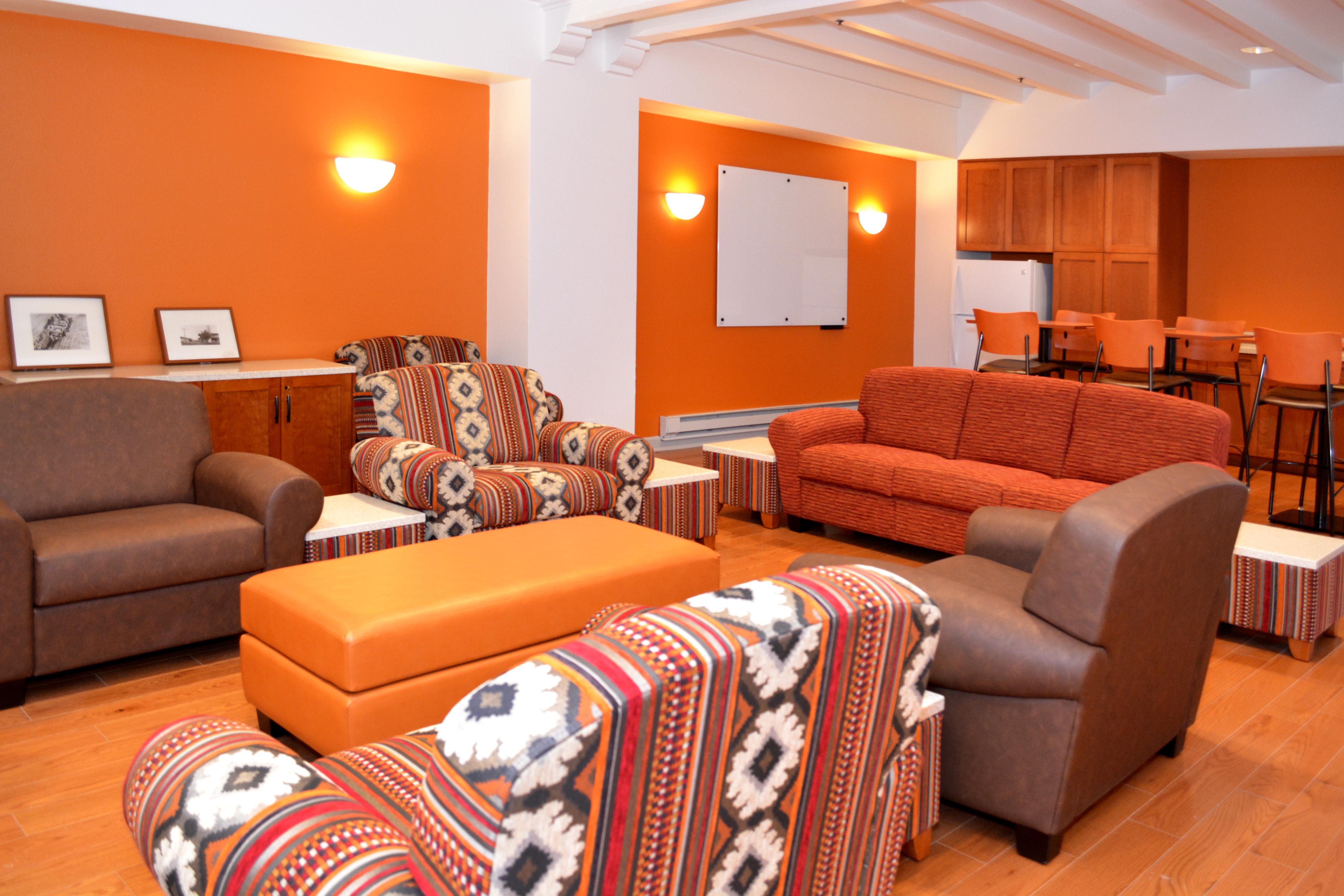 Fairclough Lounge Area at Rains