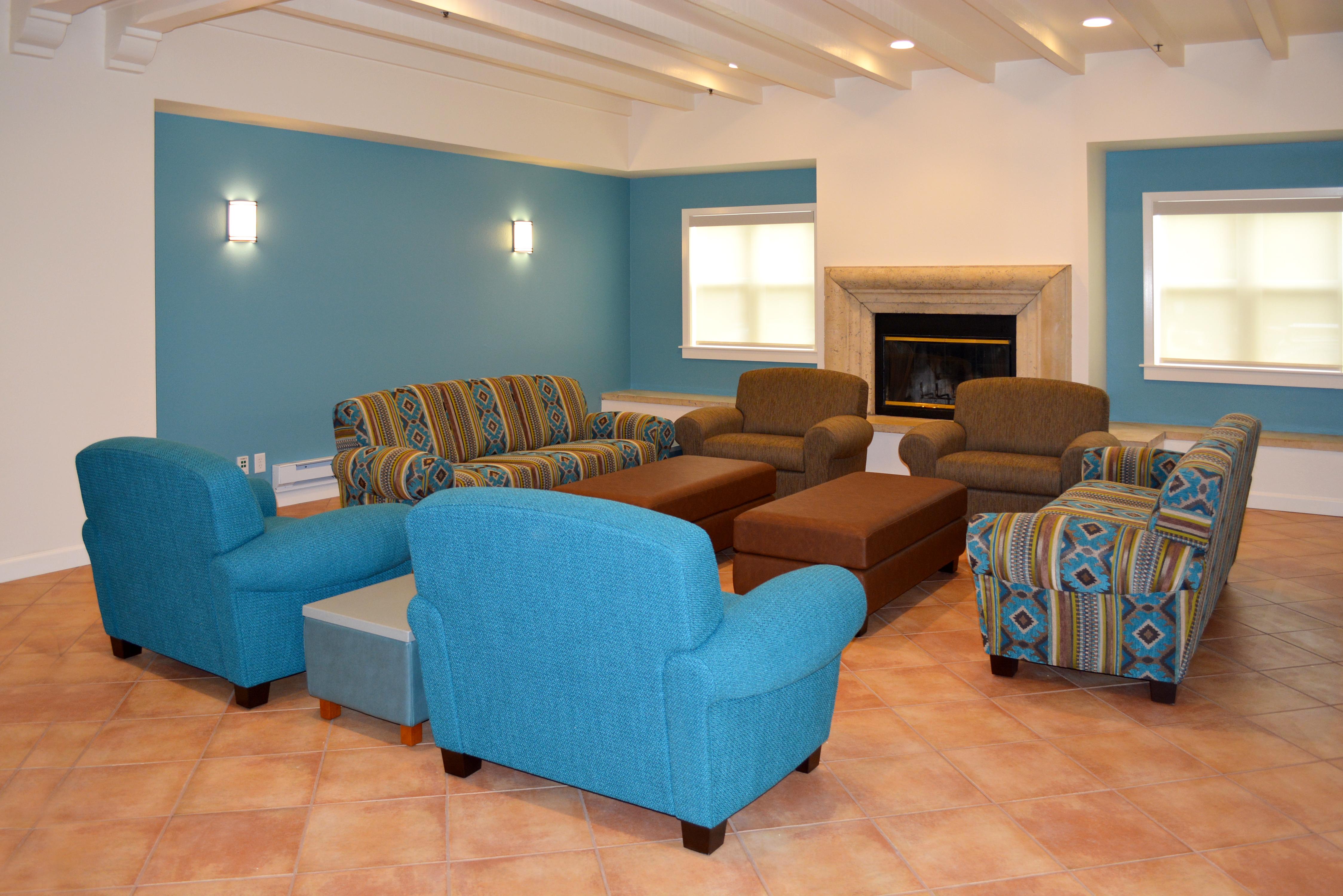 Timoshenko Lounge Area at Rains