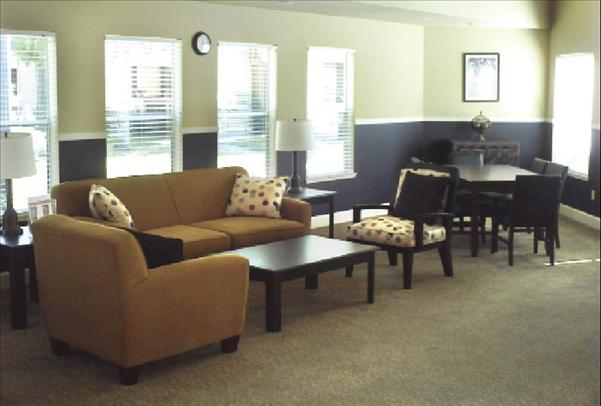 Southwood Apartments Common Area