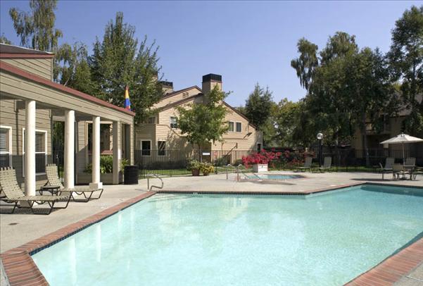 Southwood Apartments Pool Area