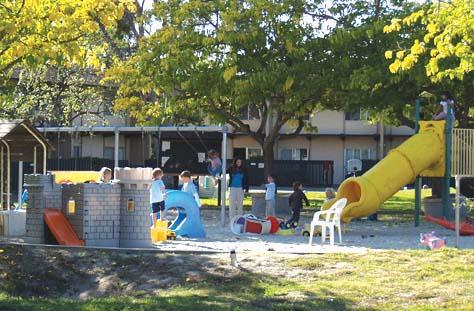 Escondido Village Children's Play Area