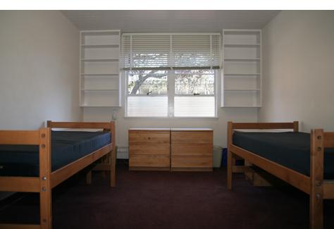 Empty Stern Room