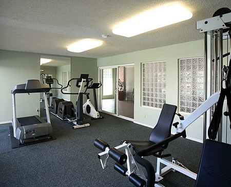 Boardwalk & Park Place Apartments - Fitness Center
