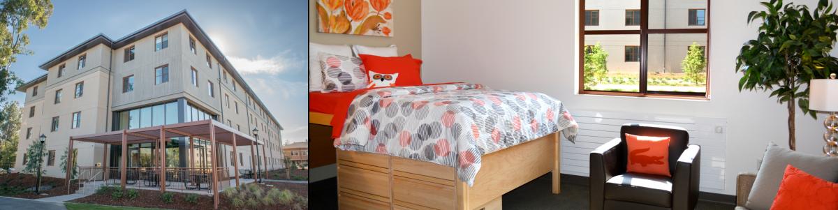 Kennedy Graduate Residence. Premium Studio bedroom at Kennedy.