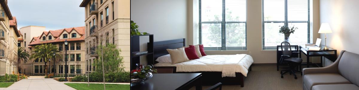 Munger Graduate Residence & Bedroom