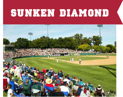Sunken Diamond venue