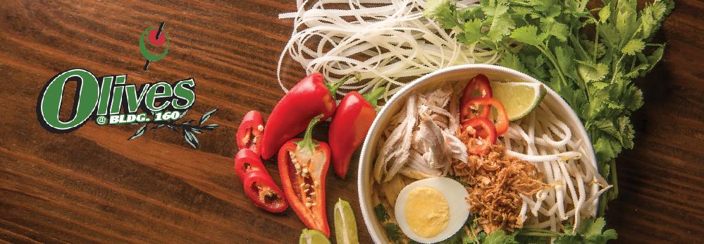 delicious Laksa noodle soup