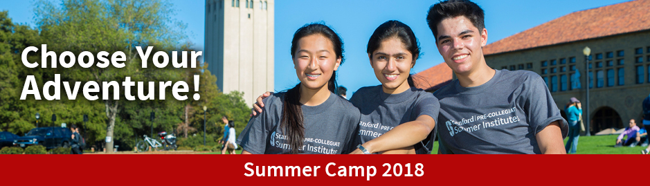 Summer Youth Camps 2018