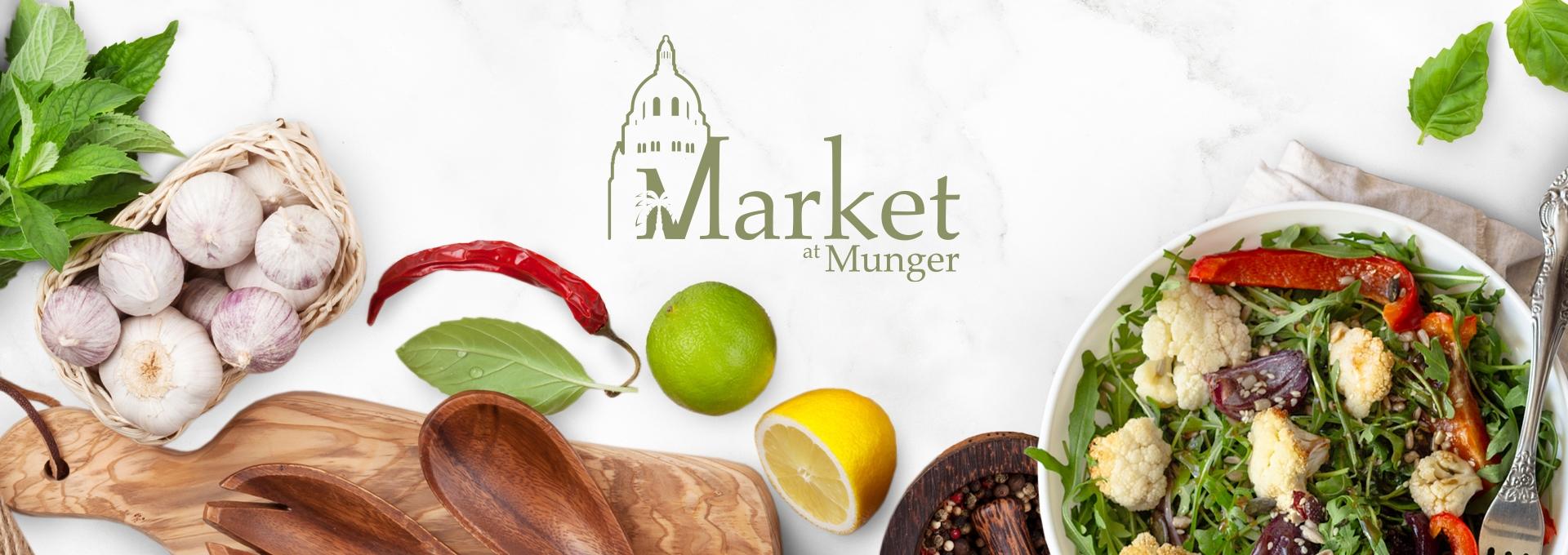 Munger Market Logo