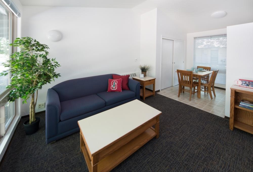 Escondido Low-Rises, 3-Bedroom, Living Room