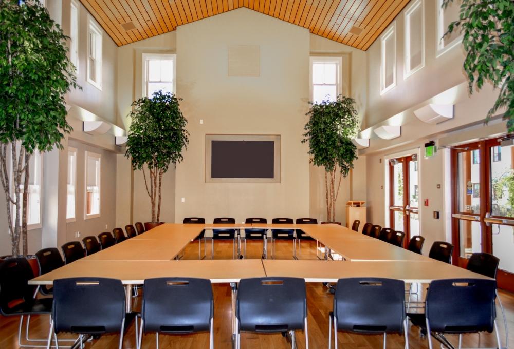 Kennedy Graduate Residences Great Room