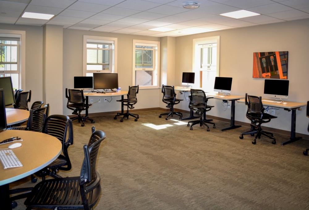 Kennedy Graduate Residences Computer Room