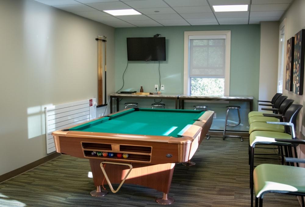 Kennedy Graduate Residences Game Room