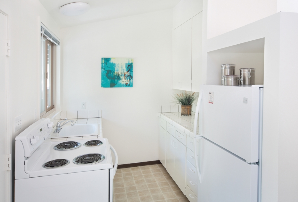 Escondido Low-Rises, 1-Bedroom, Kitchen