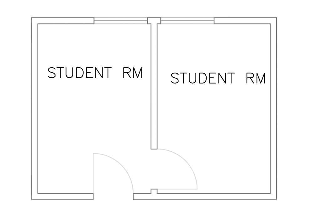 2-Room Double room