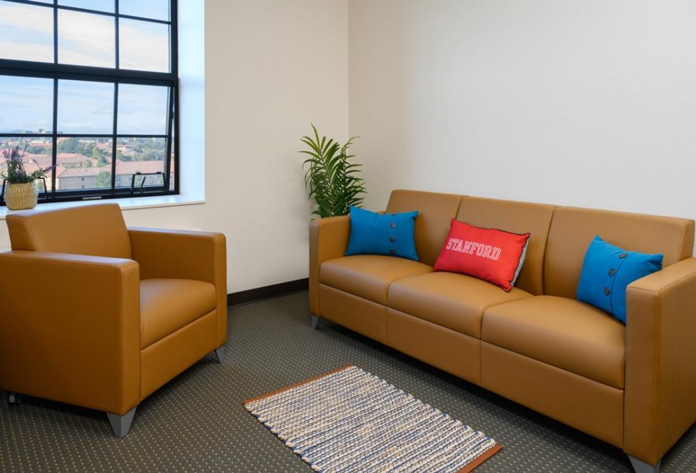 Premium Studio - Living Room Space