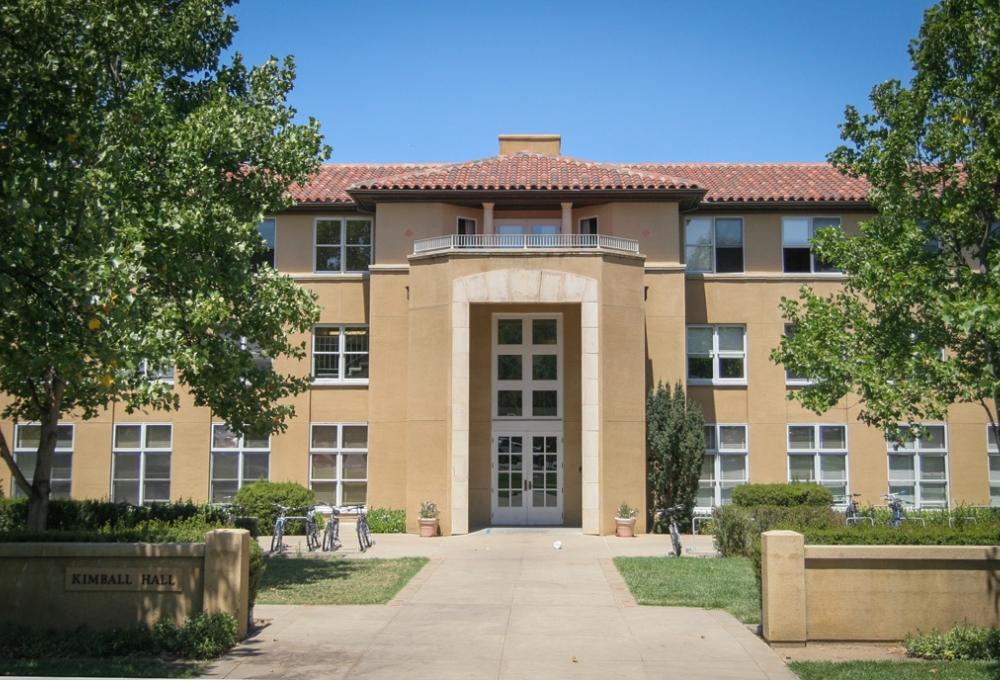 Kimball Hall - Exterior