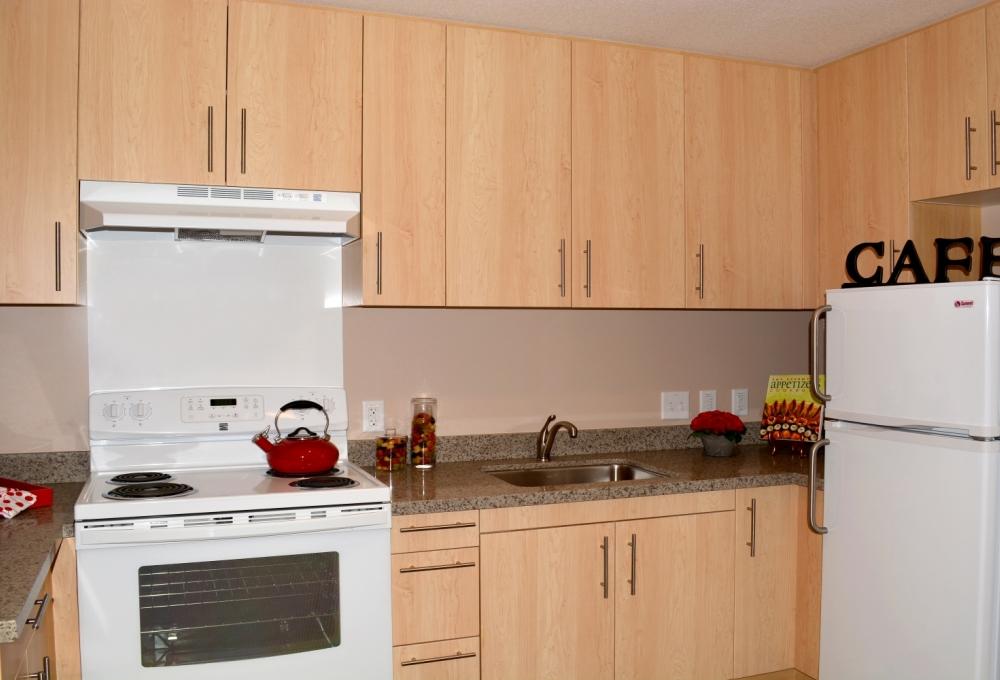 Kennedy Premium Studio, Kitchen