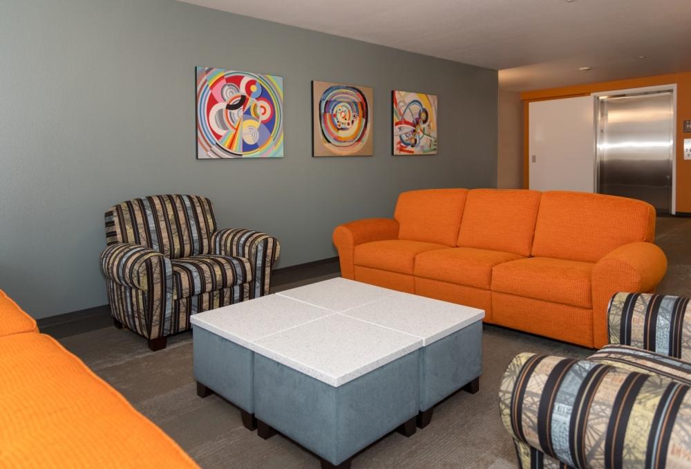 Escondido Village Studios, Studio 4, Common Area