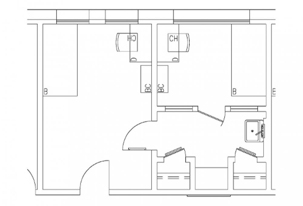 2-room double