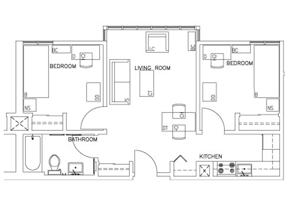 Lyman Floor Plan