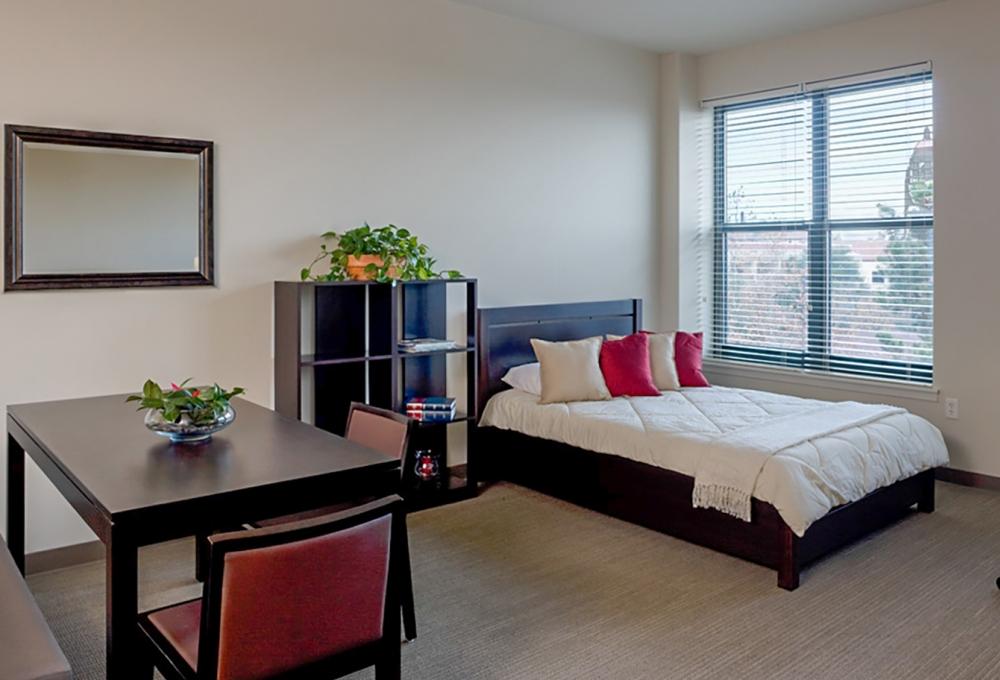 Munger Bedroom