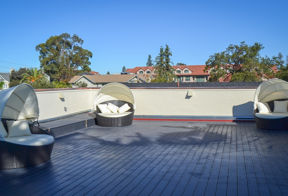 576 Alvarado - Roof Patio